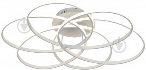 Люстра світлодіодна Victoria Lighting 132 Вт білий Sonia/PL6