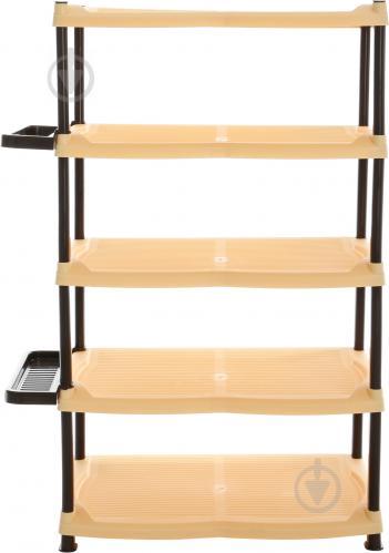 ᐉ Полиця для взуття Еліт 330x540x710 мм коричневий • Краща ціна в ... fb61a117f1b0f