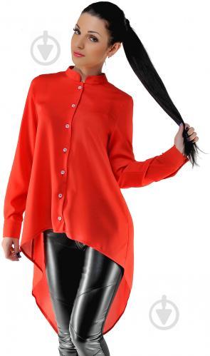 Блуза Azuri р. S червоний 5145-13