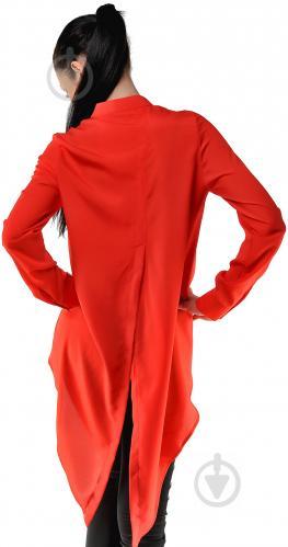 Блуза Azuri р. S червоний 5145-13 - фото 2