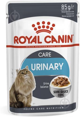 Корм Royal Canin Urinary Care у соусі 85 г - фото 1