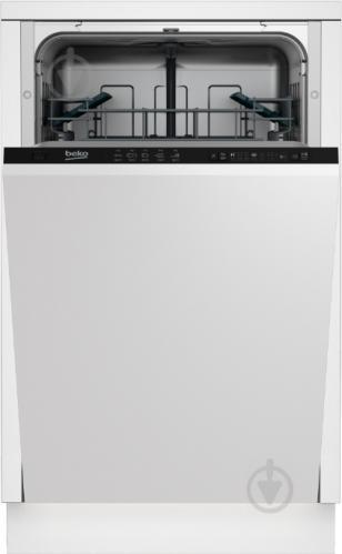 Встраиваемая посудомоечная машина Beko DIS15012 white