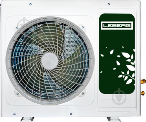Кондиционер Leberg LBS-JRD10/LBU-JRD10 - фото 2