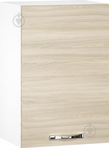 Шкаф верхний МС Варшава В 40/60/31,5 ясень шимо светлый Грейд - фото 1
