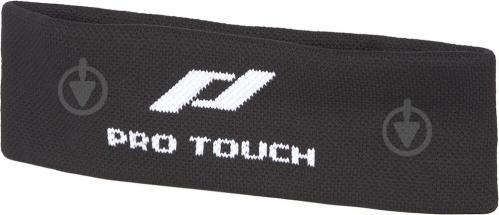 Повязка Pro Touch Headband 412976-050 р.1 черный - фото 1