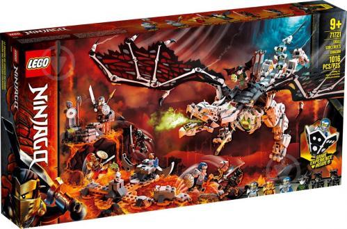 Конструктор LEGO Ninjago Дракон колдуна Скелета 71721 - фото 1