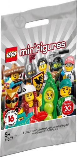 Конструктор LEGO Minifigures Мініфігури Серія20 71027 - фото 1