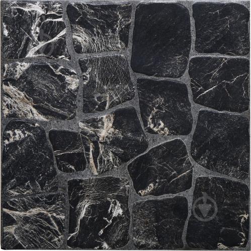 Плитка Cersanit Грес Памір графіт 32,6x32,6 - фото 1