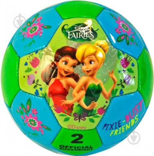 Футбольний м'яч Disney Fairies №2 PVC FD001 - фото 1