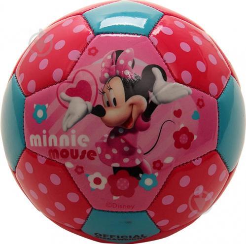 Футбольний м'яч Disney Minnie Mouse №3 PVC FD013 - фото 1
