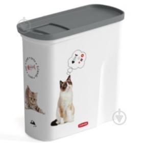 Контейнер Curver для зберігання корму Pet life cats 2 л - фото 1