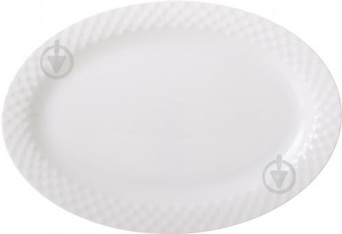 Блюдо овальное Crystal 30,5 см Fiora - фото 3