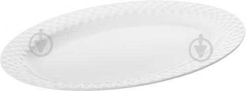 Блюдо овальное Crystal 35,5 см Fiora - фото 4