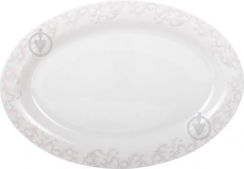 Блюдо овальное Beauty 32 см Fiora - фото 4