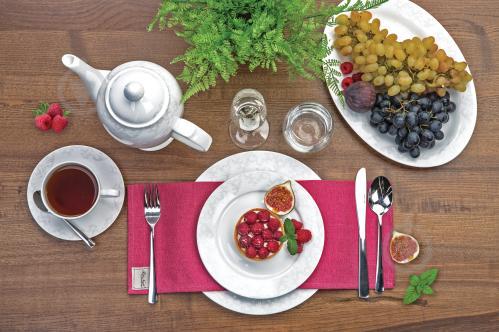 Блюдо овальное Beauty 32 см Fiora - фото 6