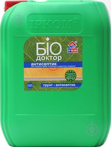 Просочення (антисептик) Ircom Decor Біодоктор ІР-012 безбарвний 10 л - фото 1
