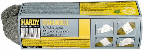 Вата металлическая KAEM з.000 1002-741000