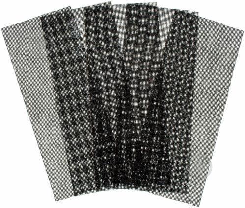 Сітка абразивна Hardy з.80 5 шт. 1010-120508 - фото 2
