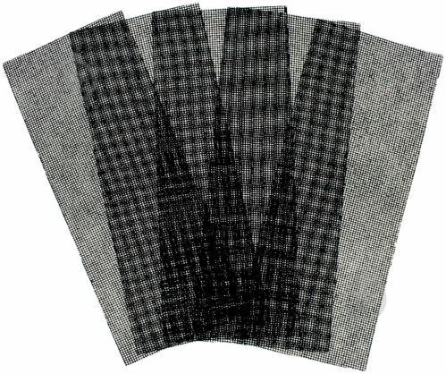 Сітка абразивна Hardy з.100 5 шт. 1010-120510 - фото 2