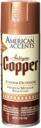 Набір декоративний Antique Copper Rust Oleum антична мідь 576 г - фото 2