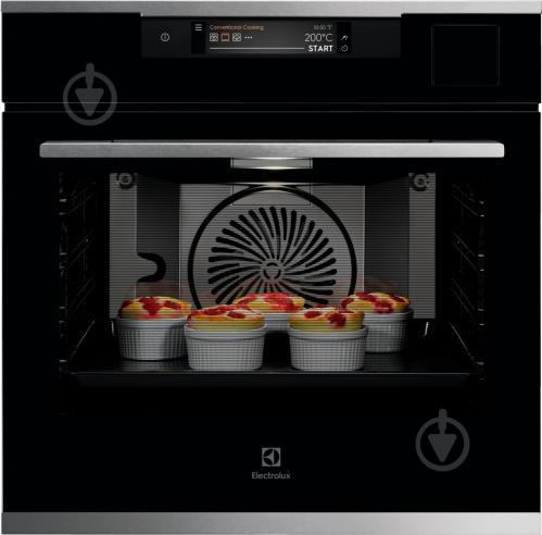 Духовой шкаф Electrolux OKA9S31WX SteamPro - фото 1
