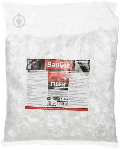 Фибра полипропиленовая BauGut 12 мм 0,6 кг