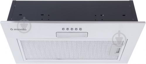 Витяжка Minola HBI 5025 I/BL 400 LED - фото 1