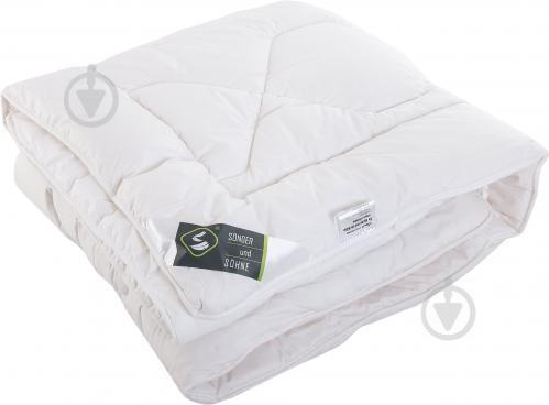 Одеяло двойное Тепло и Прохлада 200x220 см Songer und Sohne - фото 1