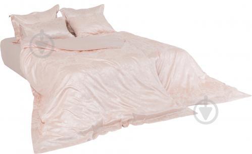 ᐉ Комплект постільної білизни Jasmin сімейний рожевий La Nuit ... f7d53205287f5