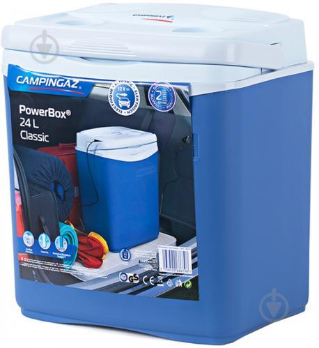 Автохолодильник термоелектричний Класік 24 л CMZ228 Campingaz 24 л - фото 2