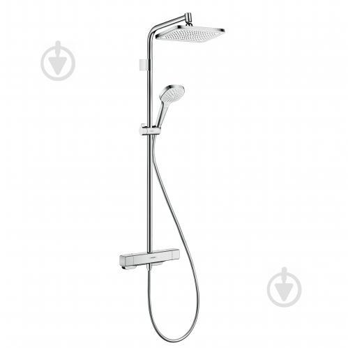 Душова система Hansgrohe Croma E Varia Showerpipe 280 1jet