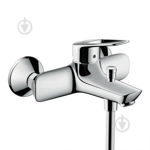 Змішувач для ванни Hansgrohe Novus Loop 71340000 - фото 1