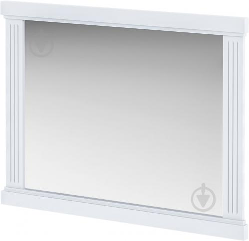 Зеркало настенное Aqua Rodos Bianca BIAMIR-1000 1000x900 мм белый матовый - фото 1