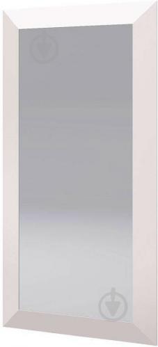 Зеркало настенное Aqua Rodos Karat KRWHMIR-900-white-gloss 900x1800 мм белый глянец - фото 1