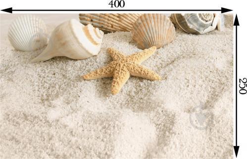 Плитка Golden Tile SUMMER STONE Holiday бежевий декор №2 В41321 25x40 - фото 4