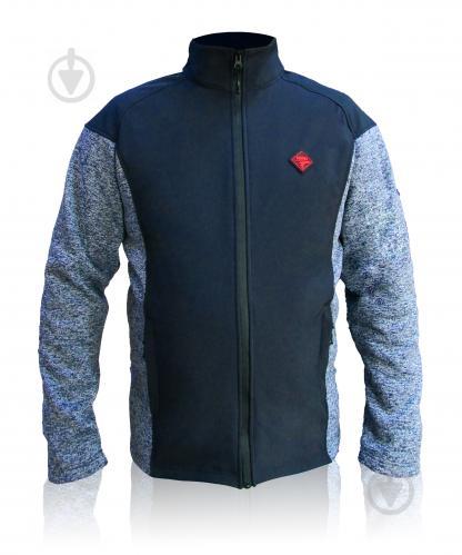 Куртка 1991 ТМ Дакота 34123-10-1-56-3 XXL темно-синий - фото 1