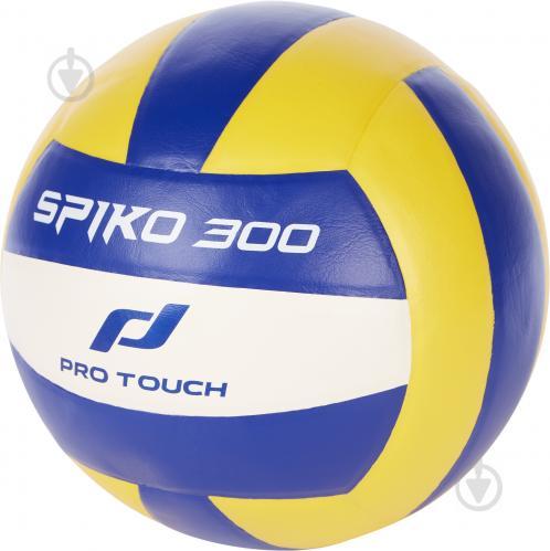 Волейбольный мяч Pro Touch Spiko 300 413474-900181 р. 5 - фото 1