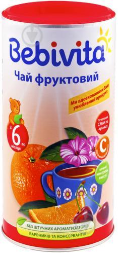 Чай Bebivita фруктовий 200 г 9007253101899