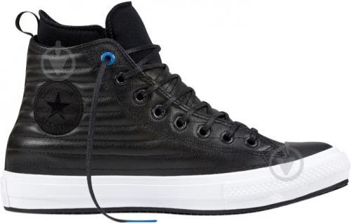 Кеды Converse Chuck Taylor WP Boot 157492C р. 9,5 черный - фото 2