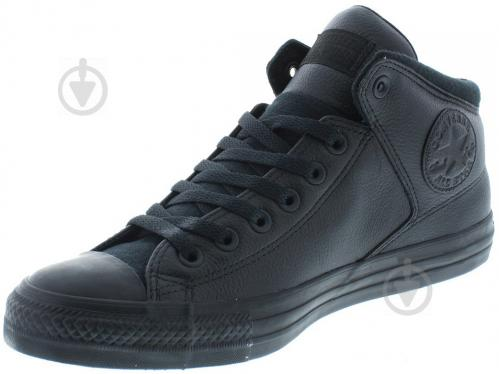 Кеды Converse Chuck Taylor All Star High Street 161473C р. 8,5 черный