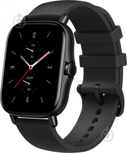 Смарт-часы Amazfit GTS 2 midnight black (711166) - фото 1