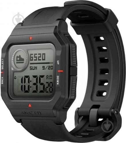 Смарт-часы Amazfit NeoSmart watch black (697440) - фото 1