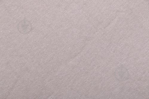 Простынь на резинке трикотажная 140x200 см бежевый Songer und Sohne - фото 2
