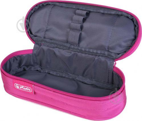 Пенал Be.Bag AIRGO Camouflage Girl 50015177 Herlitz рожевий - фото 2