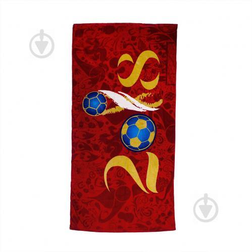 Полотенце Футбол 75x150 см разноцветный Home Line - фото 1