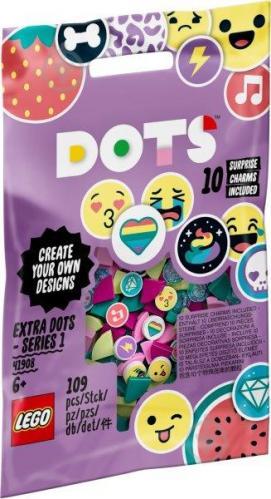 Конструктор LEGO Dots Додаткові елементи випуск 41908 - фото 1