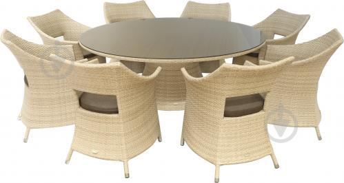 комплект мебели Bella Vita умбрия светло бежевый