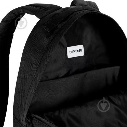 Рюкзак Converse Go черный 10004800-001 - фото 3