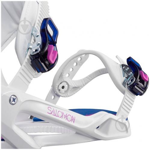 Крепеж для сноуборда SPELL р. S Salomon L39837900 - фото 2