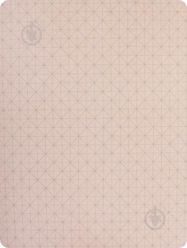 Простынь Rhombi 160x220 см бежевый UP! (Underprice) - фото 1